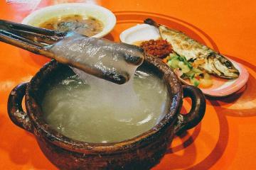 Bánh gạo, bánh nếp và những đặc sản Brunei tuy lạ mà quen