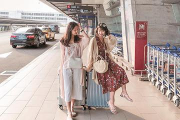 Sân bay Đào Viên (Đài Loan) có gì đặc biệt mà giới trẻ hào hứng check-in đến thế?