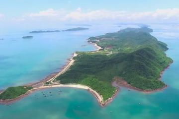 Đảo Cái Chiên - 'Thiên đường mới' cực HOT tại Quảng Ninh