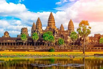 7 ngôi đền nổi tiếng tại Siem Reap - Campuchia, độc đáo nhất là ngôi đền số 3