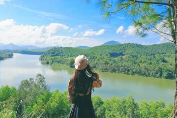 Khám phá đồi Vọng Cảnh – Điểm ngắm trọn vẻ đẹp xứ Huế