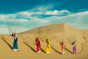 4 đồi cát đẹp nhất Việt Nam nhất định phải ghé một lần trong đời