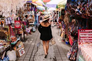 Du lịch Bali mua gì để làm quà lưu niệm?