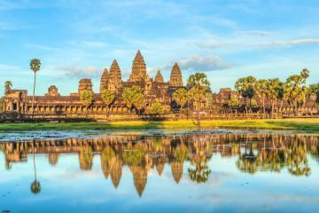 Du lịch Campuchia check-in những danh thắng nổi tiếng của xứ sở chùa tháp