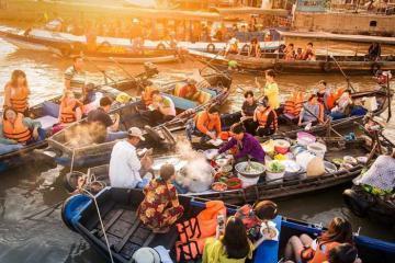 Tour du lịch Cần Thơ 2 ngày từ TP HCM giá chỉ 1.390.000 VNĐ