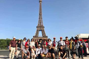 Tour du lịch châu Âu 8 ngày trọn gói giá từ 34.990.000 VNĐ