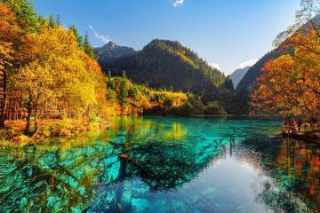 Du lịch Cửu Trại Câu - khám phá vẻ đẹp tiên giới chốn nhân gian giá chỉ từ 15.990.000 VNĐ