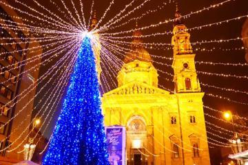 Du lịch Hungary mùa Noel: Tận hưởng 7 trải nghiệm đậm chất Giáng sinh