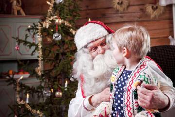 Du lịch Phần Lan đón Giáng sinh trên quê hương của ông già Noel