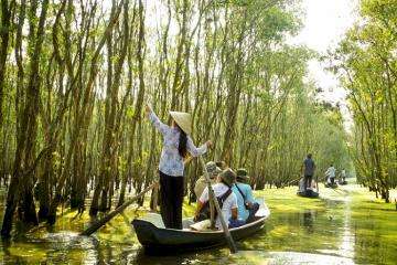 10 điểm du lịch sinh thái tại Việt Nam tuyệt đẹp khắp ba miền Bắc - Trung - Nam (Phần 2)