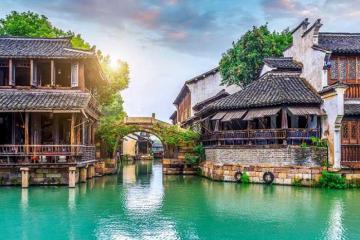 Tour du lịch Trung Quốc 5 ngày trọn gói giá 9.990.000 đồng