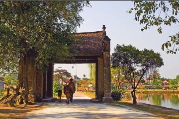 Làng cổ Đường Lâm - 'Cổ trấn bị lãng quên' giữa lòng thủ đô