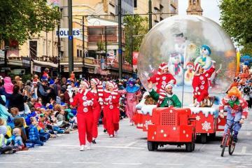 Trải nghiệm giáng sinh theo phong cách Úc với những hoạt động được mong chờ nhất mùa Noel 2019