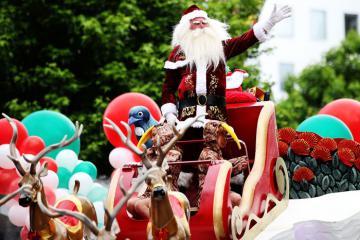 Du lịch New Zealand ghé Queenstown đón mùa Giáng sinh sôi động