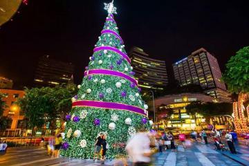 Mua sắm tẹt ga, ngắm Orchard Road lộng lẫy và cùng nhau đón giáng sinh ở Singapore