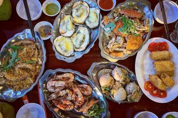 5 địa chỉ thưởng thức hải sản tươi ngon ở Phú Quốc