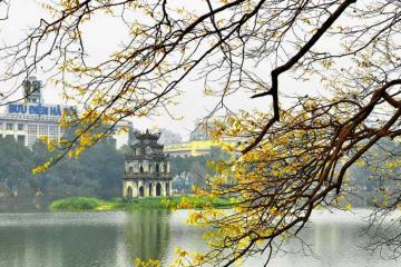 Hà Nội lọt top 50 thành phố đẹp nhất thế giới