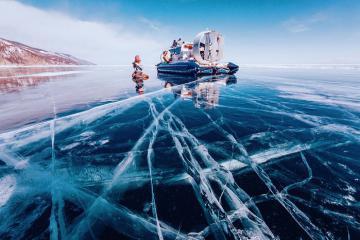 Bí ẩn về Baikal, hồ nước sâu và rộng nhất thế giới
