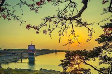 Cuối tuần phượt hồ Dầu Tiếng, Tây Ninh – ngắm hoàng hôn tuyệt đẹp, hòa mình vào thiên nhiên