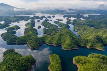 Ghé thăm Hồ Tà Đùng - 'Vịnh Hạ Long' thu nhỏ giữa bạt ngàn Tây Nguyên