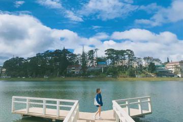 5 hồ nước đẹp ở Việt Nam sở hữu khung cảnh 'mê hoặc' mọi du khách