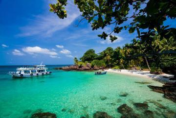 Du lịch Hòn Móng Tay - 'Đảo hoang Robinson' giữa lòng biển Phú Quốc