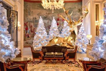 10 khách sạn xa hoa cho chuyến du lịch mùa Giáng sinh hoàn hảo