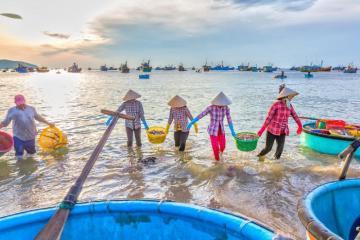 Bình yên làng chài Mũi Né, Bình Thuận