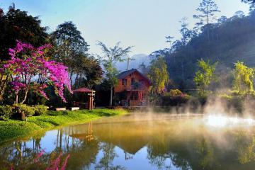 Làng Cù Lần dưới chân núi Lang Biang, Đà Lạt có gì độc đáo?