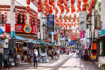 Khám phá những khu chợ sầm uất nhất Malaysia