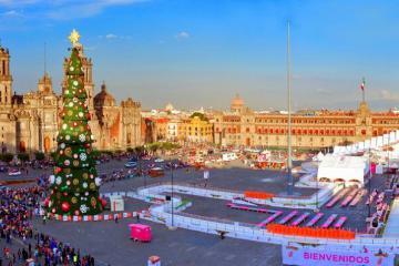 Du lịch Mexico, tưng bừng đón Giáng sinh và mừng năm mới