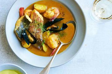 Ẩm thực Pháp mùa đông và những món ăn hấp dẫn