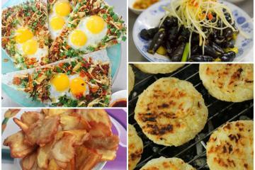 Những món ăn vặt ngày trở gió ở Đà Nẵng mê hoặc thực khách