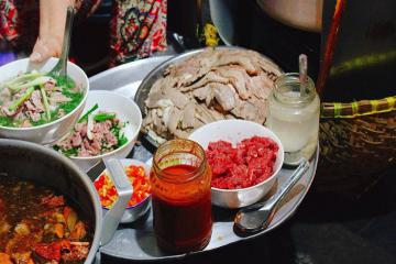 7 món ăn vỉa hè cho hội cú đêm Hà Nội