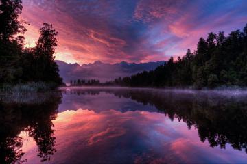 8 địa điểm đẹp nhất ở Đảo Nam - New Zealand để lưu lại bộ ảnh đẹp như Photoshop