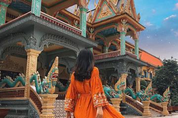 'Châu Á thu nhỏ' tại 6 ngôi chùa ở Việt Nam được giới trẻ check-in 'rần rần'