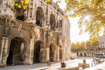 Khám phá Nimes, một thành phố 'rất Ý' ở miền Nam nước Pháp