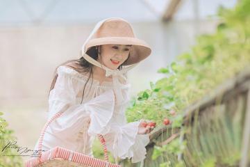 Nông trại Chimi Farm ở Mộc Châu - đứng góc nào cũng có ảnh đẹp