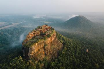 Pháo đài Sư Tử Sigiriya - kỳ quan thiên nhiên 'thứ 8' giữa lòng Sri Lanka
