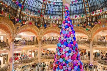 Du lịch Pháp dịp Noel: Thoả mãn giấc mơ shopping tại kinh đô ánh sáng Paris