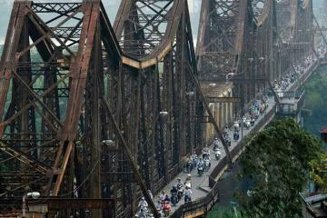 CNN: Cầu Long Biên sẽ trở thành một 'điểm nóng' du lịch