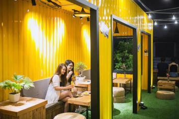 Điểm danh 5 quán cà phê container có không gian độc lạ ở Đà Nẵng