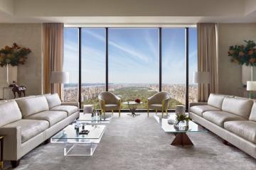 Cận cảnh căn hộ cao cấp bên trong tòa nhà mỏng nhất thế giới