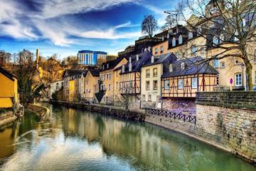 Dạo quanh 10 thị trấn xinh đẹp nhất Luxembourg