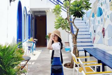 Sunday Villa Homestay, Vũng Tàu – Điểm lưu trú mang phong cách 'đảo thiên đường' Santorini