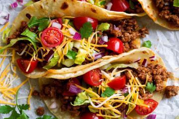 'Quên lối về' với những món ăn đường phố hấp dẫn nhất Mexico