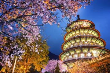 Đạm Thủy có gì mà say lòng khách du lịch Đài Loan?
