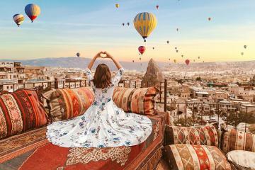 Du lịch Thổ Nhĩ Kỳ đừng bỏ qua 10 trải nghiệm tuyệt vời này