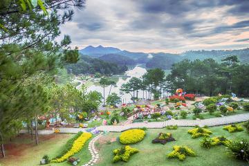Thung lũng Tình yêu giảm 50% giá vé cho người dân Đà Lạt