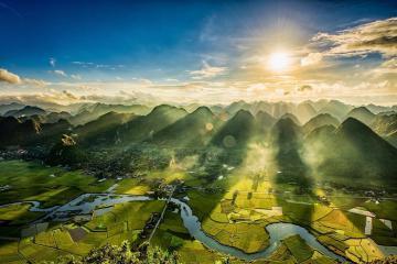 Kinh nghiệm du lịch Lạng Sơn: Khám phá thung lũng Bắc Sơn xanh mướt từ A-Z
